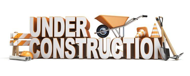 Under Construction Concept 3d
